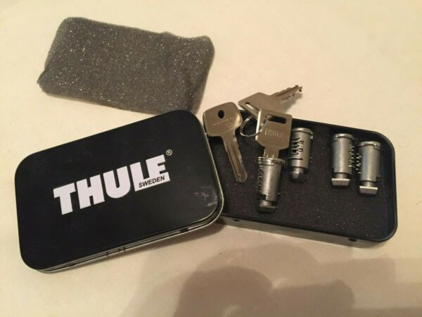 Thule Lock N182 Set of 4 Locks $75.00