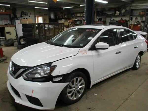 Anti-Lock Brake Part Pump Assembly CVT Sv Fits 16-17 SENTRA 329402