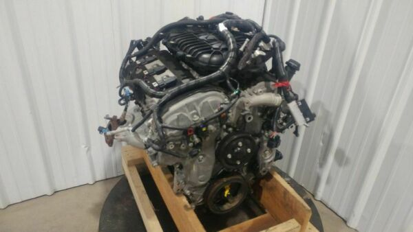 2009 GMC ACADIA CHEVY TRAVERSE 3.6L ENGINE ASSEMBLY 48k MILES