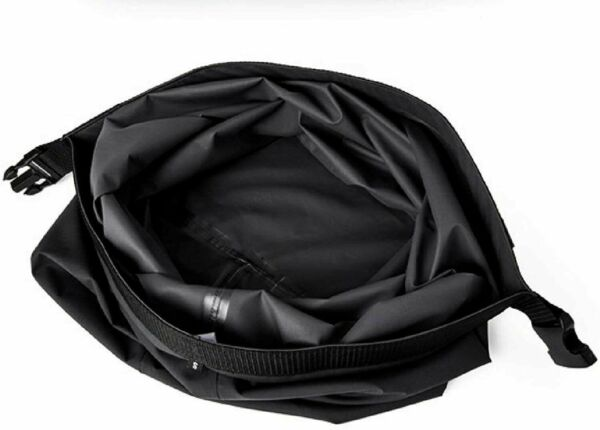 Fishing Bag Collapsible Fishing Bucket Live Fish Box Camping Water Container Pan $20.99
