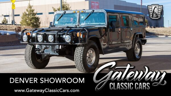 1999 AM General Hummer H1 HMCS Grey 1999 AM General Hummer H1  6.5 turbo Automatic Available Now!