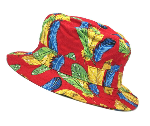 KB Ethos Bucket Fashion Print Hat Cap Unisex New Summer Easy ONE SIZE FIT $9.98