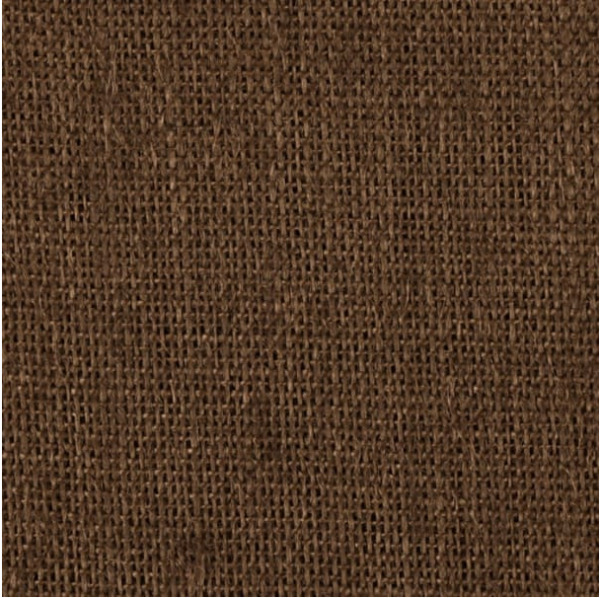 Burlap Jute Brown 58quot; Fabric by the Yard
