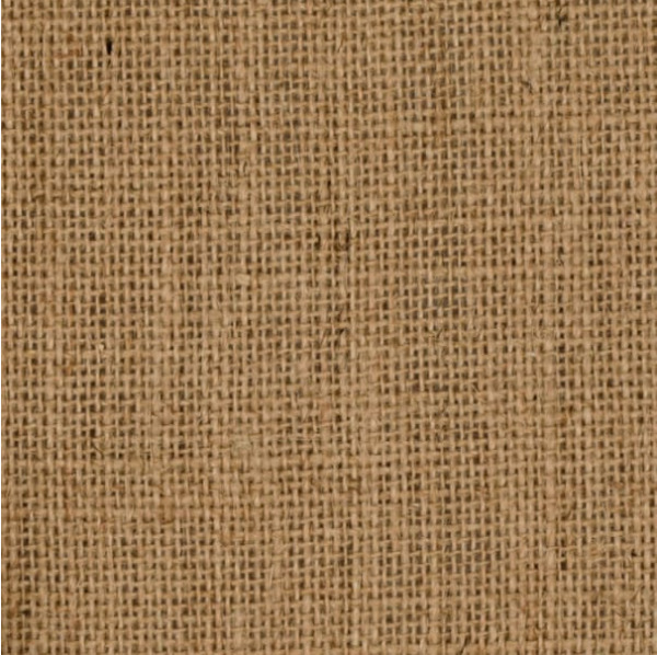 Burlap Jute Natural 58quot; Fabric by the Yard
