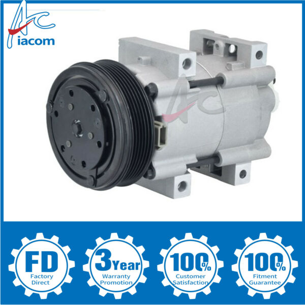 FS10 NEW AC COMPRESSOR 58132 for Ford Explorer, Ranger, Mazda and Mercury 4.0L