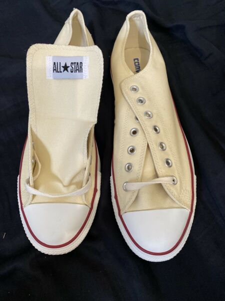 Converse All Star Low Top Chuck Taylor Shoes Canvas Unisex Men's Size 12