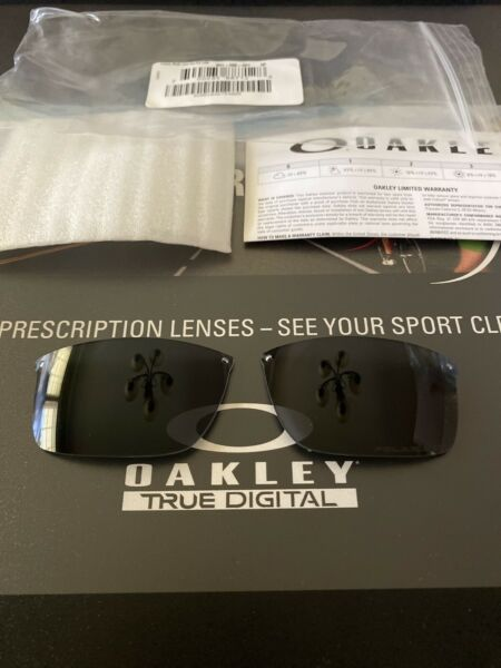 Oakley Carbon Blade Gray Polarized Lenses New Fast Free S H $84.22