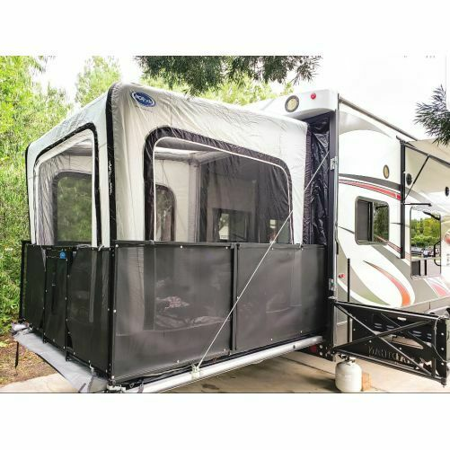 MorRyde THP-EX1 RV Trailer Camper Motorhomes PatioEX Inflatable Tent NEW