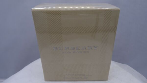 BURBERRY CLASSIC by Burberry perfume for women EDP 3.3oz New in Box $39.45