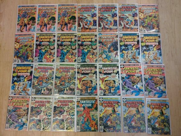 Fantastic Four 182 523 Singles Pick Your Issue Cheap Combined Shipping $4.00