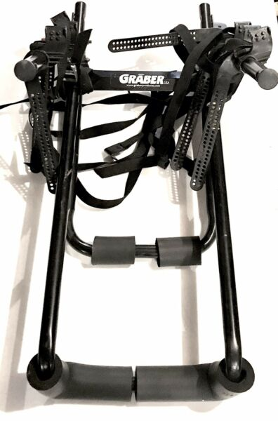 GRABER USA 3 Bike Rack Trunk Rack $50.00