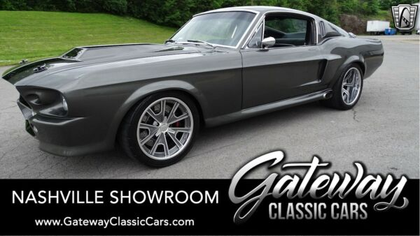 1967 Ford Mustang Eleanor GT500 Graphite Metallic 1967 Ford Mustang  427 CID V8 5 Speed Manual Available Now!