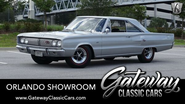 1967 Dodge Coronet RT ilver 1967 Dodge Coronet  426 Hemi V8 4 Speed Manual Available Now!