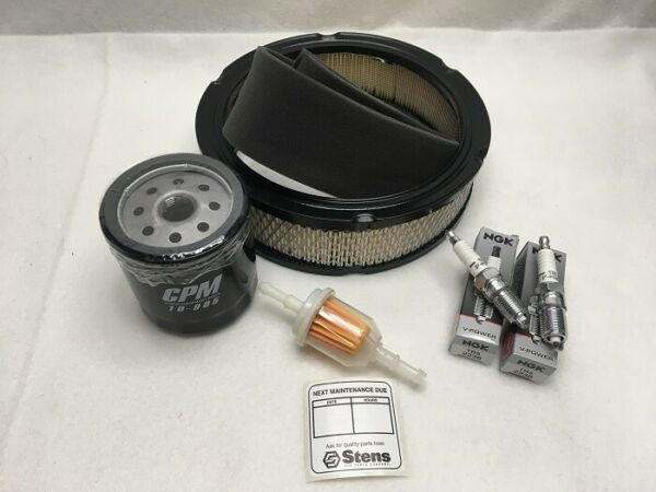 Kit Filter Maintenance for John Deere 316 318 420 Onan B43Eamp;G B48G P218G P220G