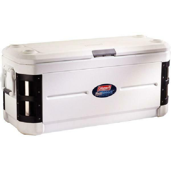 Coleman 200 Quart Optimaxx Cooler Holds ice for up to 7 days $392.66