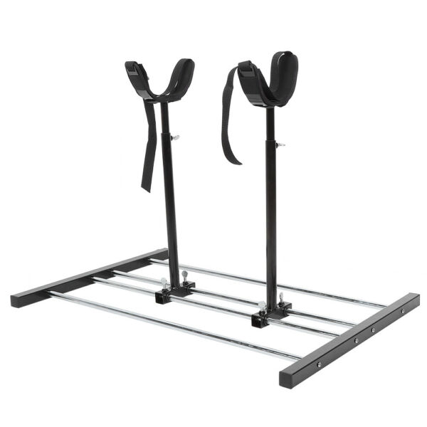Metal Dogs Breeding Stand Grooming Bracket For Large Medium Pets L $133.59