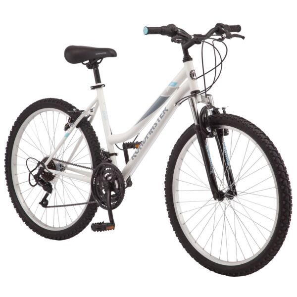 Roadmaster 26quot; Granite Peak Women#x27;s Mountain Bike White FREE SHIPPING $174.87
