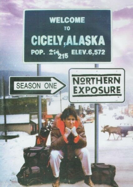 Northern Exposure The Complete Series Bundled 26 DVD Box Set New Free Shipping