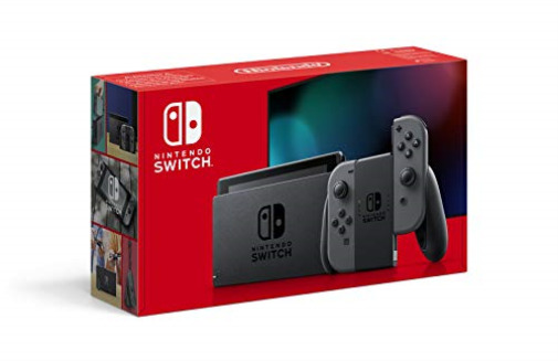 Nintendo Switch Game Console 32GB New Edition Gray 10002199