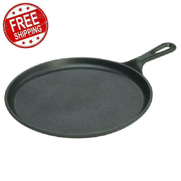 Lodge Logic Cast Iron Griddle