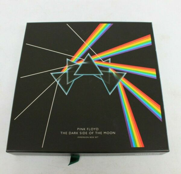Pink Floyd Dark Side Of The Moon Immersion Box Set. DVD is REGION B 2 $74.99