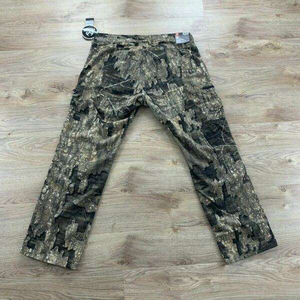 New Under Armour UA Storm Covert Hunting Camo Pants 1313212 980 Realtree $100