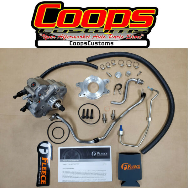 Fleece Duramax LML CP3 Pump Conversion Kit W CP3K Fits 2011 2016 Duramax Diesel $1859.00
