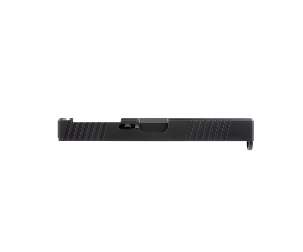 KMT Slide for Glock 19 PF940c Slide w Serrations G19 Gen 3 w RMR Cutout $199.99