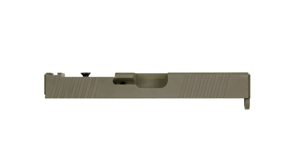 KM Slide for Glock 17 PF940v2 Slide w Serrations G17 Gen 3 ODG w. RMR Cutout 17 $180.99