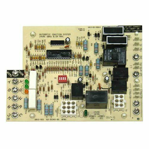 Rheem Board Ignition Control Panel Board 62 25341 81 For Natural Gas Furnaces $6.00