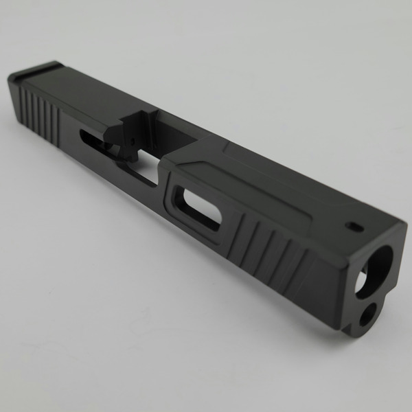 G19 SLIDE G19 BLACK CERAKOTE RMR CUT SIDE WINDOWS 9MM G19 $189.99