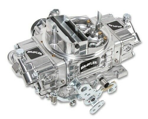 Holley Brawler 600CFM 4 Barrel Double Pumper Carburetor Electric Choke 4150 $388.95