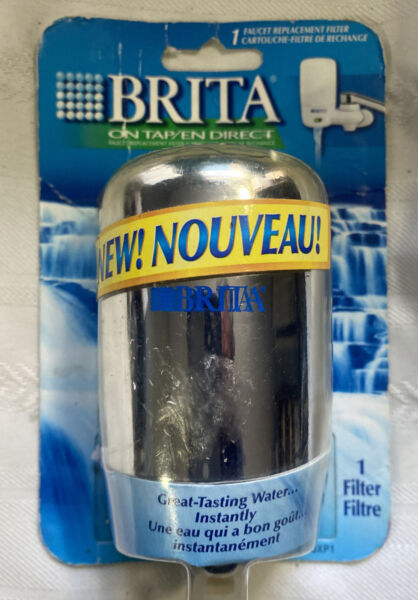 Brita On Tap Faucet Replacement Filter Fits System FF 100