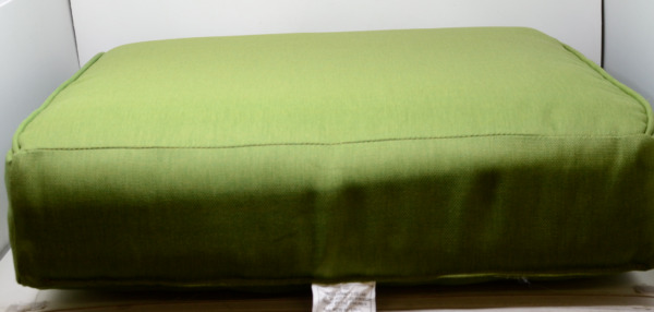 Green Over sized Outdoor Cushion $79.99