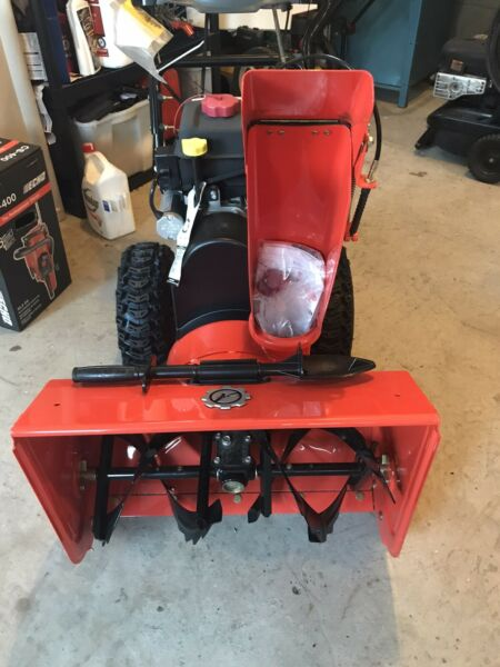 For Local Pickup only Ariens Classic 24 snow blowers