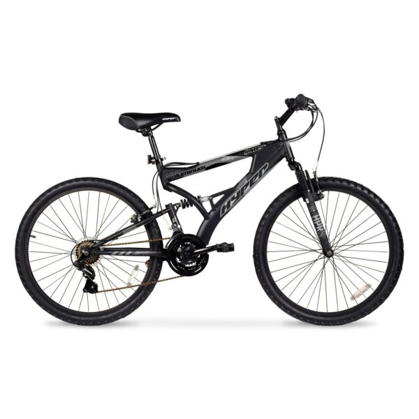 26 Inch Havoc Mens Mountain Bike Black Lightweight Aluminum Frame 21 Speeds $154.28