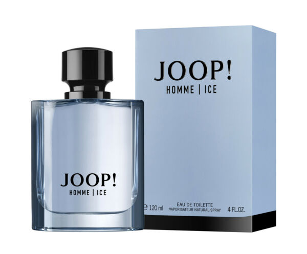 JOOP HOMME ICE BY JOOP FOR MEN EDT SPRAY 4.0 OZ 120 ML AUTHENTIC FRANCE $31.99