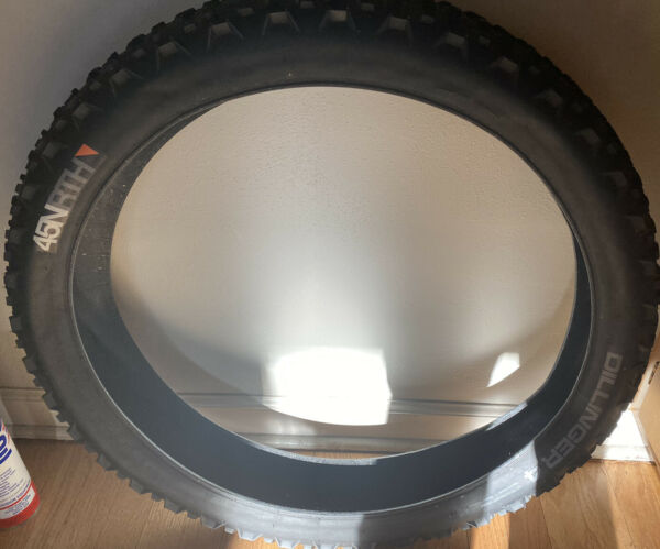 45nrth Dillinger 4 bicycle tire 26 x. 4.0 120 tpi Tubeless $99.99