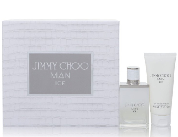 Ice Gift Set for Men by Jimmy Choo Cologne and Shower Gel $44.50