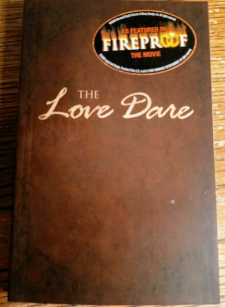 The Love Dare Paperback By Kendrick Stephen GOOD