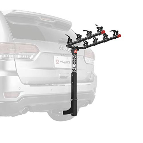 Premier 4 Bike Hitch Racks for 2 in. Hitch Mounted Carrier $217.99
