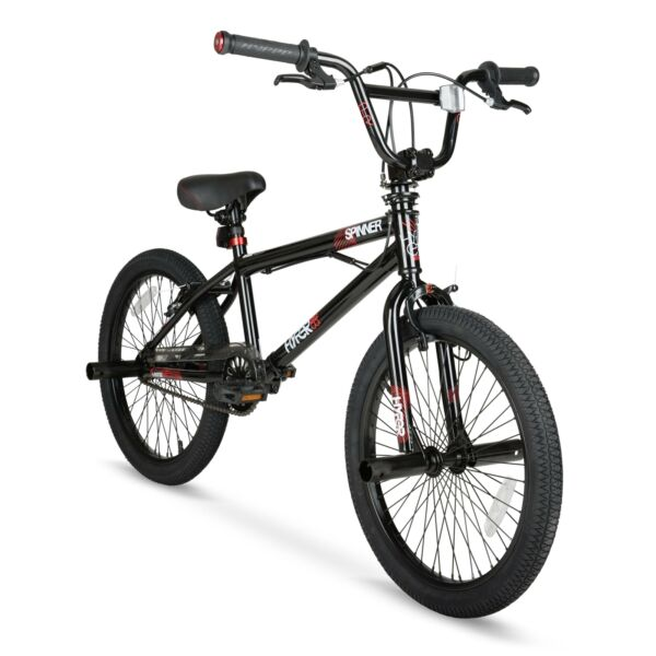 Hyper 20quot; Spinner BMX Bike Gloss Black $121.93