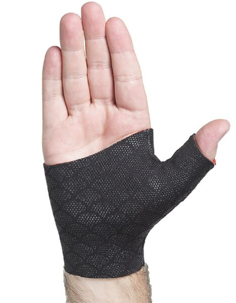 Thermoskin Wrist Thumb Sleeve Black