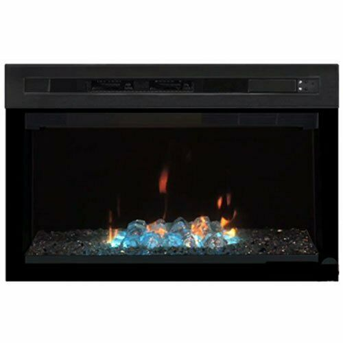 Dimplex PF2325HG 25quot; 1000 sq.ft. Multi Fire 120 V Electric Fireplace Black