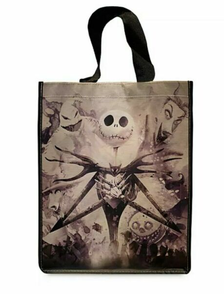 Tim Burton#x27;s The Nightmare Before Christmas Reusable Tote New w Tags