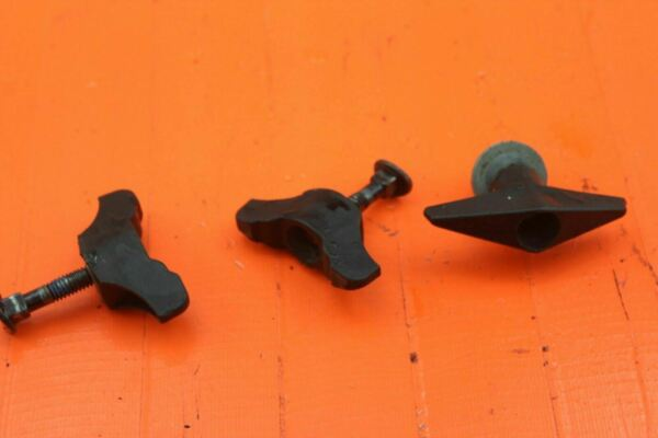 MTD YARD MACHINES 3 21 2 CYCLE SINGLE STAGE SNOWBLOWER WING NUTS