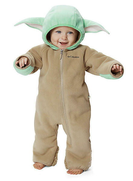 Columbia x Star Wars The Child Bunting INFANT SIZE 6 12 Ready to ship