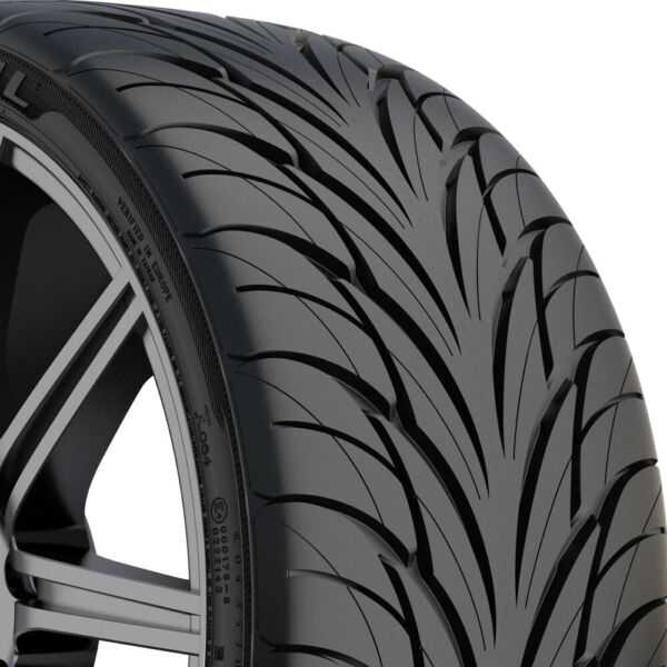 2 New 245 40ZR18 Federal SS595 93W Performance Tires 14DL8ATD