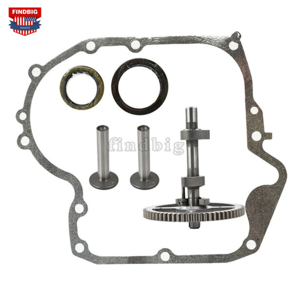 Camshaft Fits For Briggs and Stratton Crankcase Gasket Oil Seal 793880 795387 $30.99