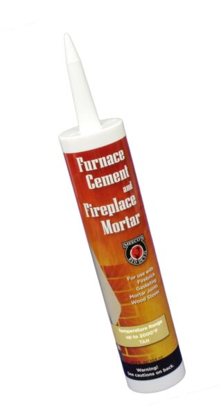 MEECO#x27;S RED DEVIL 122 Furnace Cement and Fireplace Mortar $20.99
